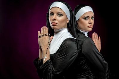 «Две монашки» читает автор (видео)